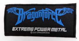 DragonForce - 'Extreme Power Metal' Woven Patch